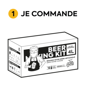 kits de brassage fabrication de biere