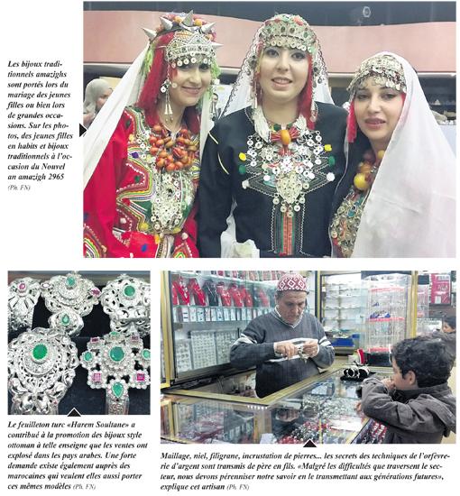 Marché de l'argent: Les artisans bijoutiers s'éteignent doucement