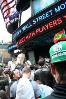 Occupy Wall Street : les Indignés débarquent à NY.
