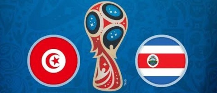 Tunisie - Costa Rica