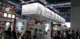 Foire internationale des importations de Chine Participation tunisienne