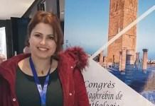 Amira Jaballah Pathologie