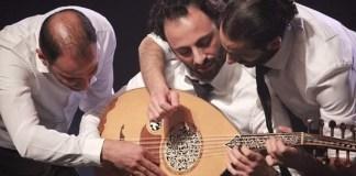 Trio Joubran - l'économiste maghrebin
