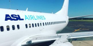 ASL Airlines France Ligne Djerba-Paris