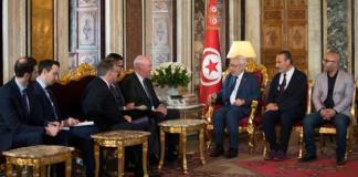 rached ghannouchi-tunisie-