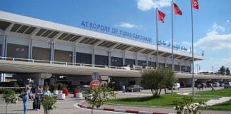Polonais tchèques Aéroport Tunis-Carthage