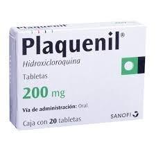 plaquenil-Hydroxychloroquine