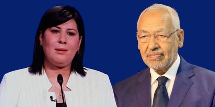 Abir Moussi Ghannouchi