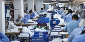 industrie bavettes