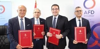 AFD France ISET Tunisie