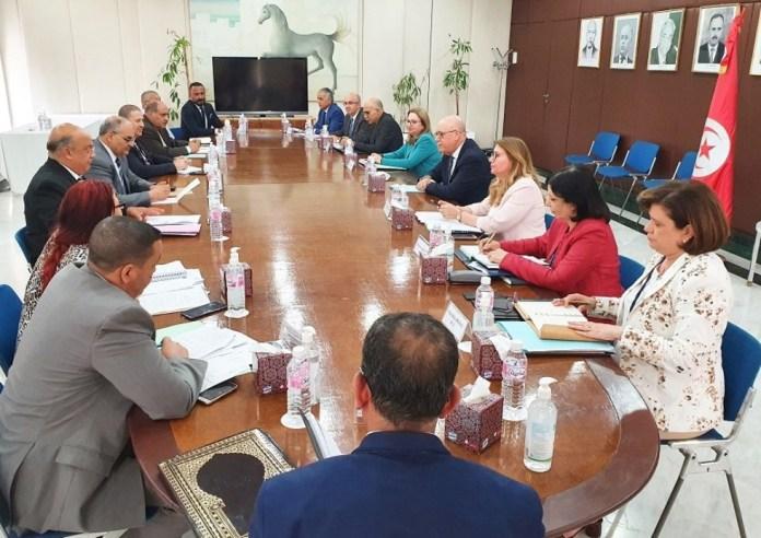 BCT Ministère du Commerce