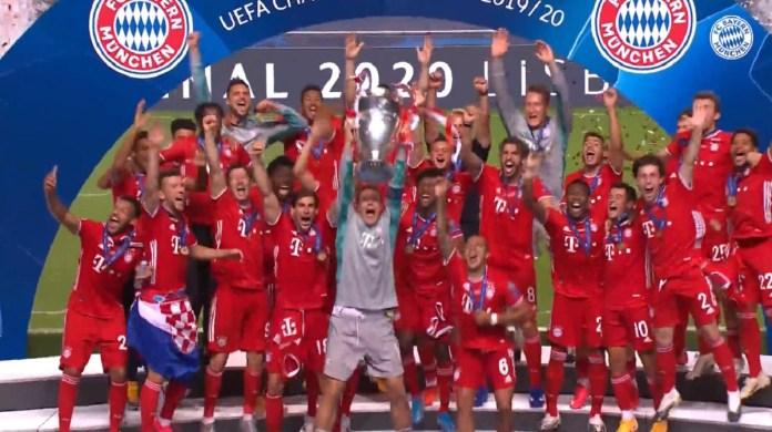 Bayern vs PSG