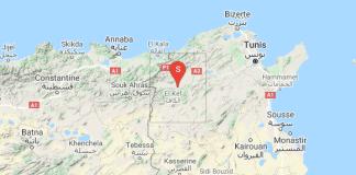 séisme Gouvernorat de Jendouba