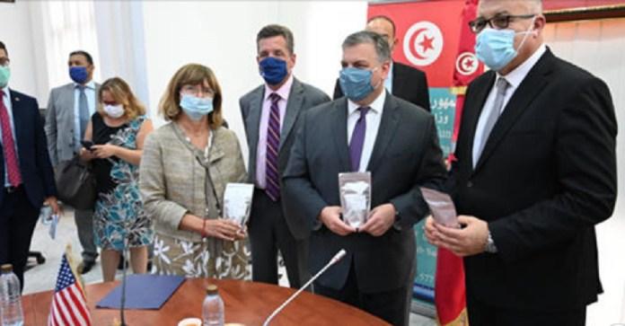 Unicef Tunisie USAID
