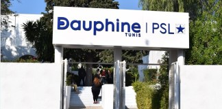 Université Paris Dauphine I Tunis bourses