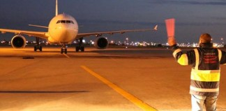 Tunisair passagers