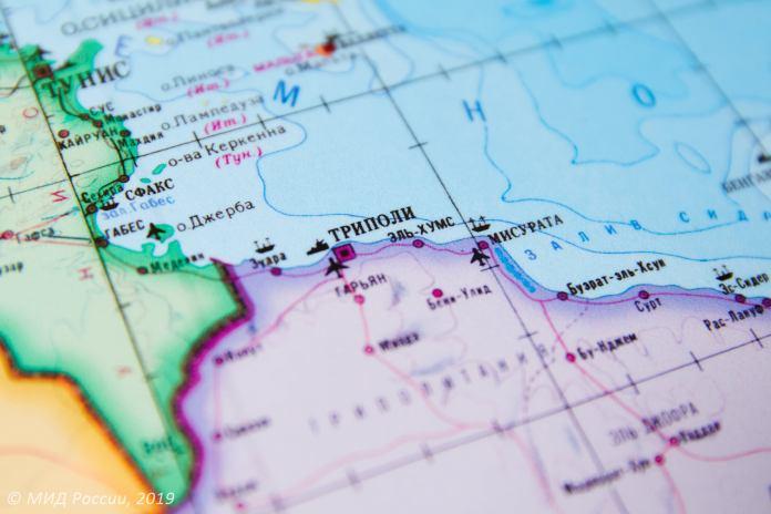 Tunisie Libye Russie