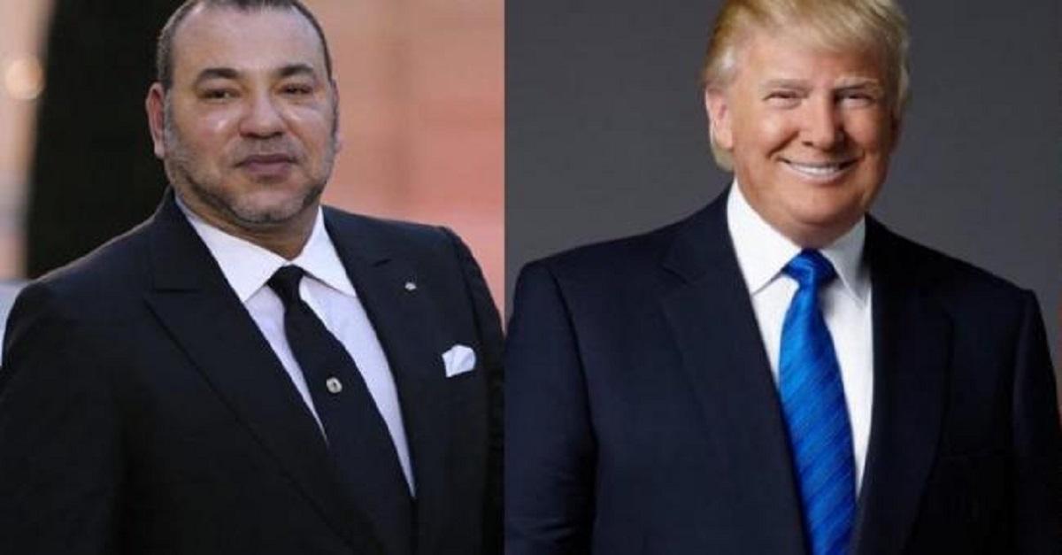 Les Etats Unis reconnaissent la souveraineté marocaine sur le Sahara occidental