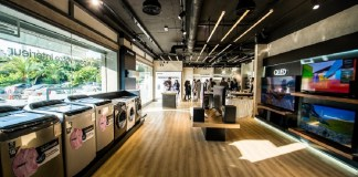 Samsung Brand Shop Centre Urbain Nord