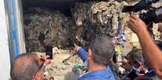 déchets italiens