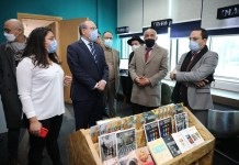 bibliothèque Mohamed Mahfoudh