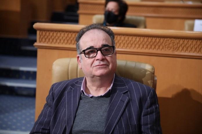Ministre des Affaires Sociales Mohamed Trabelsi