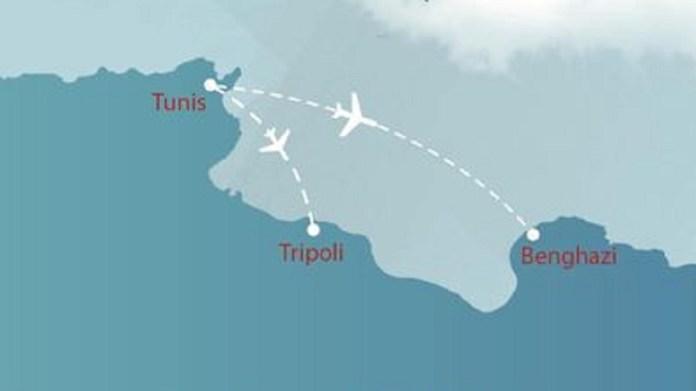 Tunisair Libye