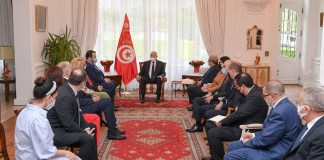 amis de la tunisie