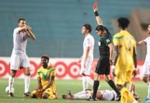 Tunisie vs Mali