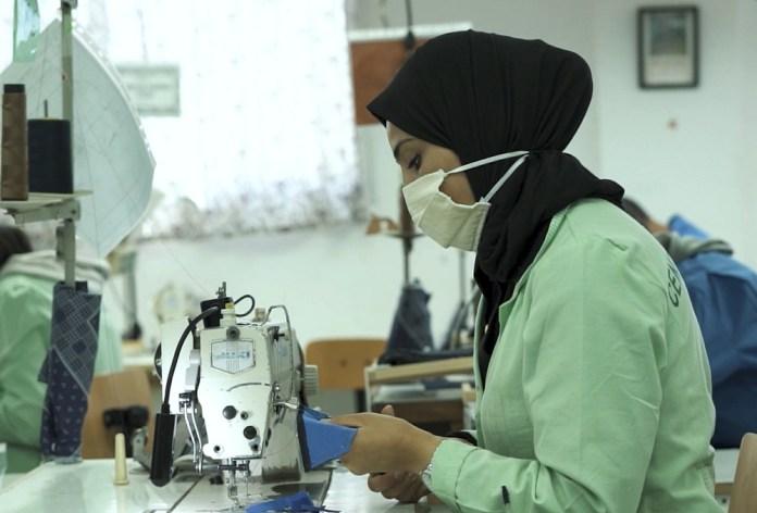 fonds textile