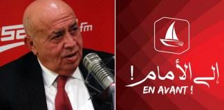 tunisie en avant