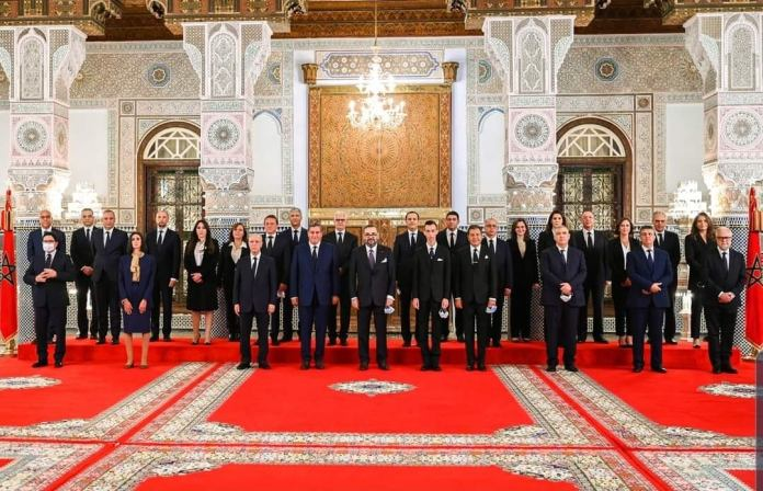 gouvernement marocain