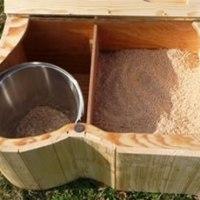 Preguntas y respuestas sobre el uso de los baños secos