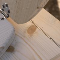 Los baños ecológicos Lécopot se dotan de acero inoxidable