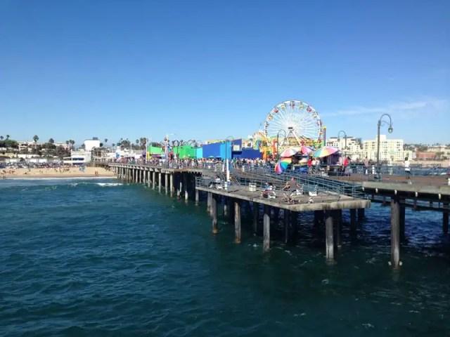 Santa Monica Peer