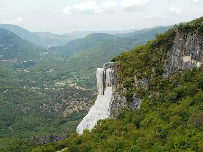 Oaxaca - Hierve el Agua, Messico