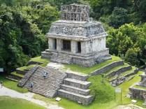 Palenque, rovine Maya