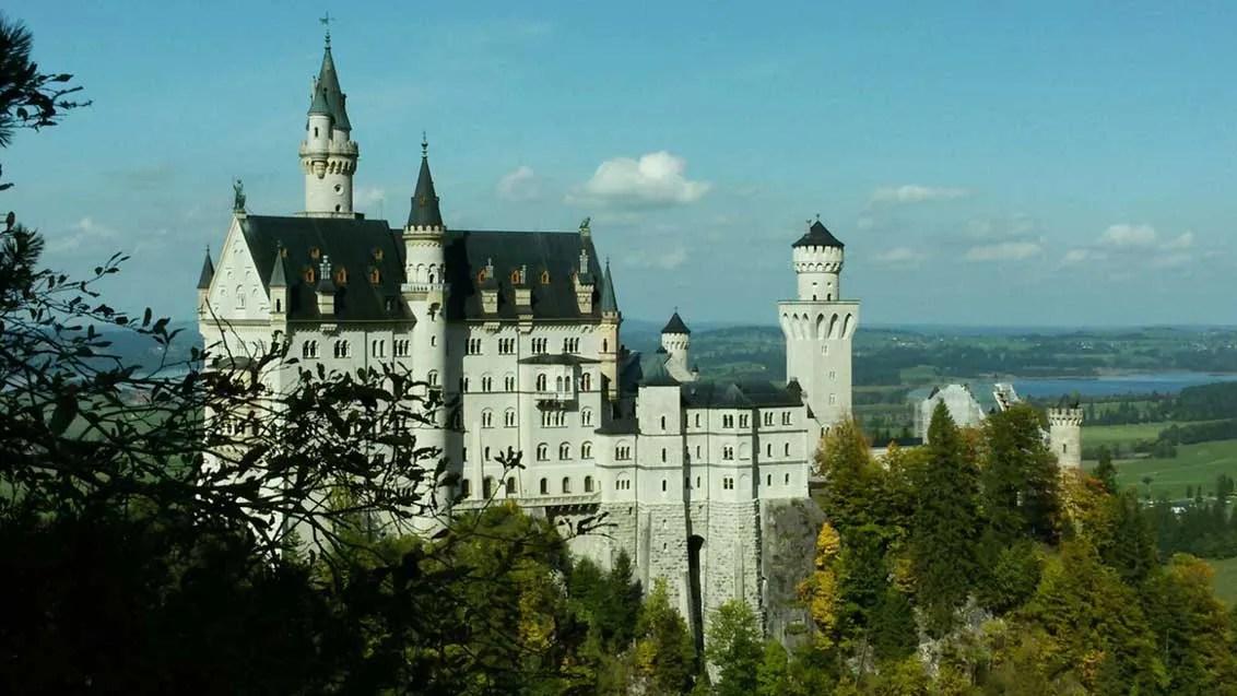 Tour dei Castelli della Baviera: 4 giorni in auto tra i castelli di Ludwig
