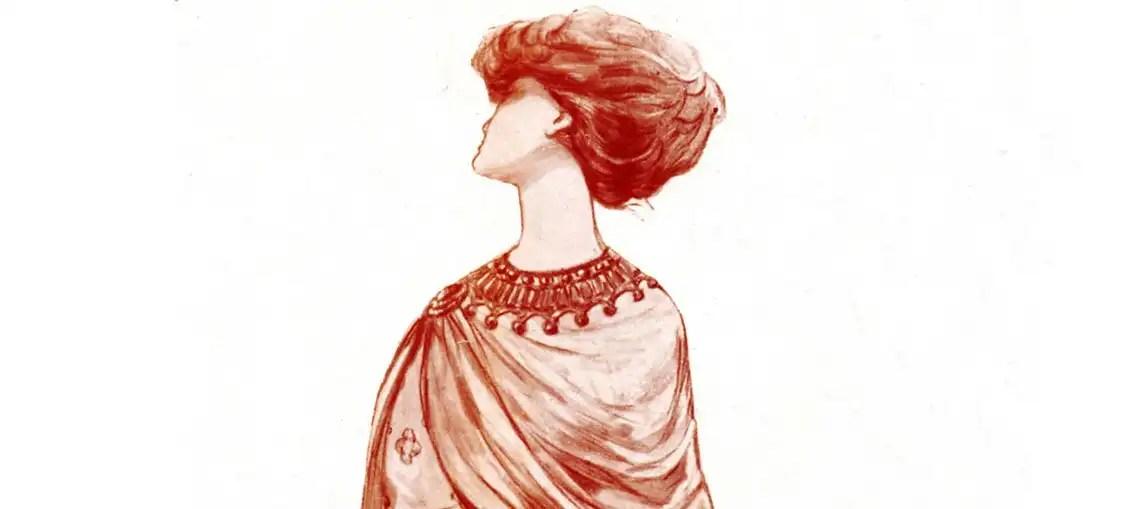 """Rosa Genoni: mostra """"Una donna alla conquista del '900"""" a Milano"""