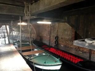Convento Santissimo Redentore Venezia - barche