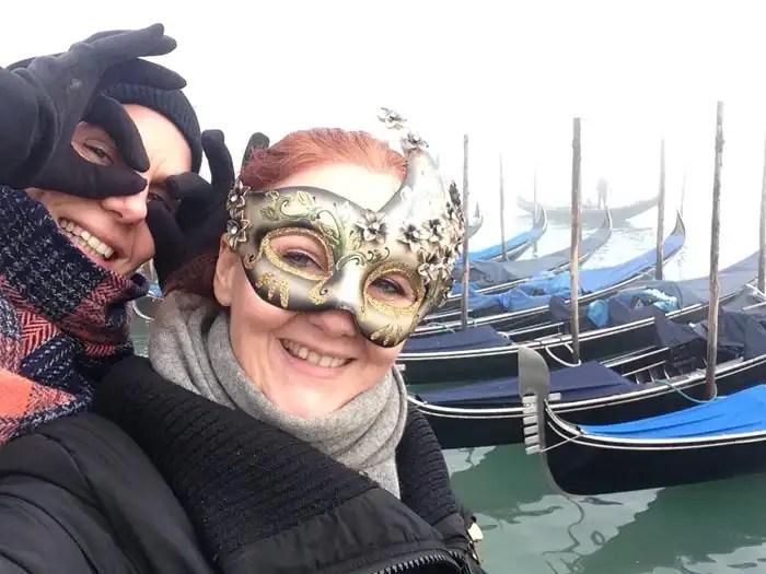 Carnevale di Venezia 2018 - maschere