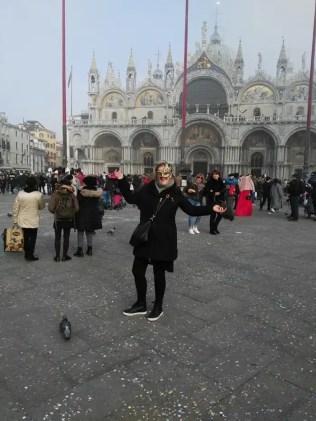 Carnevale di Venezia 2018 - Piazza San Marco
