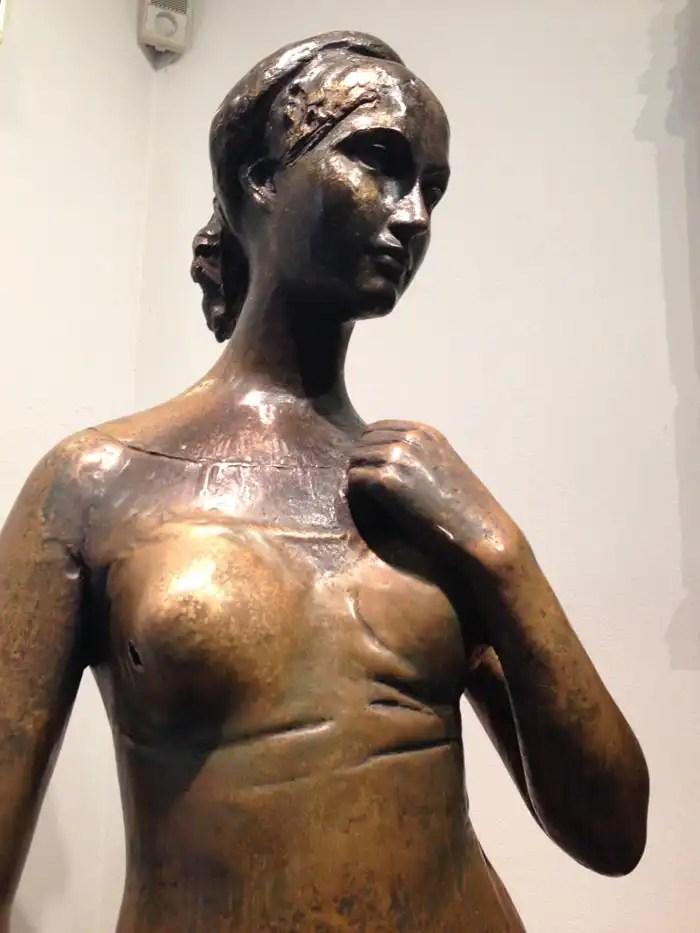 Statua di Giulietta - Verona