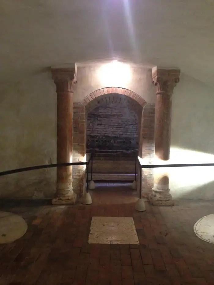 Tomba di Giulietta a Verona