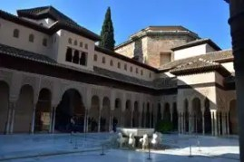 Weekend in Andalusia Alhambra