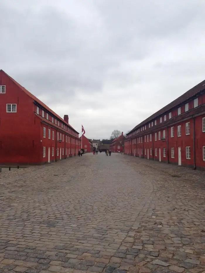 Kastellet Copenaghen