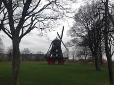 Kastellet Copenaghen - mulino a vento