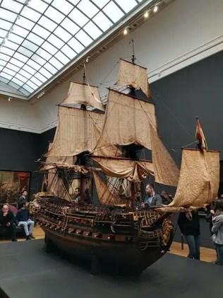 Rijksmuseum-ship