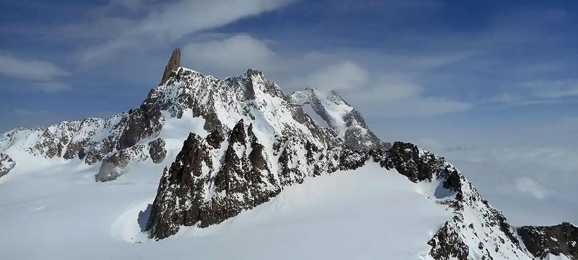 SkyWay Monte Bianco: la funivia ottava meraviglia del mondo