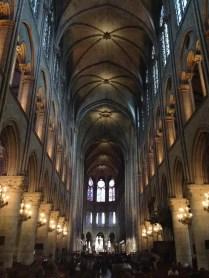 Notre Dame interno